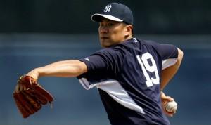 73. Tanaka Spring Training 2014